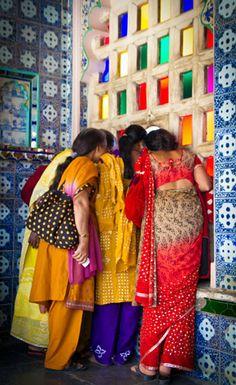 Udaipur, India. Credit to Jane Sheng