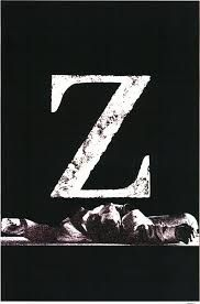 The Academy Awards Ceremony ''Z'' Political Thriller Director de Costa-Gavras 1969 Best Foreign Film Oscar also a Best Picture Nominee Movie Z, 1969 Movie, Sale Poster, Poster On, Marcel Bozzuffi, Bernard Fresson, Jacques Perrin, Best Picture Nominees, Yves Montand