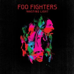 Foo Fighters - Wasting Light LP