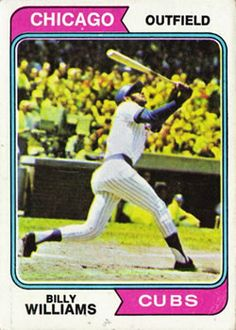 110 - Billy Williams - Chicago Cubs