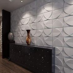 Textured Wall Panels, Pvc Wall Panels, Accent Wall Panels, 3d Panels, 3d Wall Tiles, Wall Tiles Design, Mother Of Pearl Backsplash, Wall Panel Design, Tile Covers