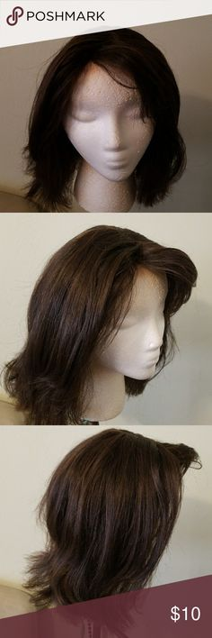 Wig Soul Tress brown wig with adjustable straps Other