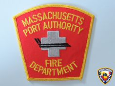 Massachusetts Port Authority Fire Department Suffolk County, Massachusetts