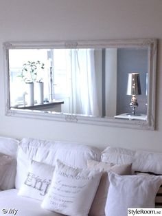 spegel,vardagsrum
