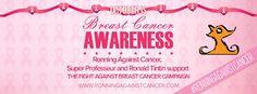 "Marathonien et Ecrivain Ronald Tintin,aventurier et fondateur du projet ""Ronning Against Cancer"": Octobre rose 2016, mois de sensibilisation contre je cancer du sein... #BreastCancerAwareness #PinkOctober #octobrerose #Dogood #charity #running #walking #breastcancer #fundraising #ronaldtintin #btecemriche #ronningagainstcancer #superprofesseur #Fitness #sports #Wellbeing #odysseaParis #health #cancerdusein #marathonien #writer #ecrivain"