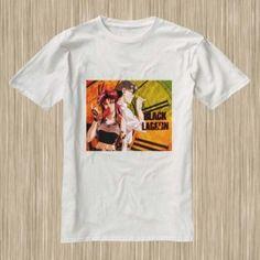 Black Lagoon 02W #BlackLagoon  #Anime #Tshirt