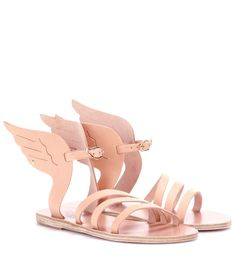 ANCIENT GREEK SANDALS Ikaria leather sandals. #ancientgreeksandals #shoes #sandals