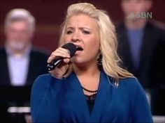 Had It Been / O How I Love -  Grace Larson         from Jimmy Swaggart Ministry