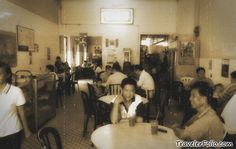 Traditional Coffee Shop - Sin Yoon Loong in Ipoh, Malaysia