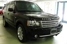 Range Rover HSE Supercharged Manhattan