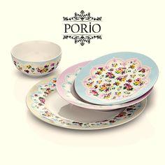 Kusursuz güzelliğin hayat bulduğu sofralar için... #porio #ask #love #gercekask #porselen #sofra #porcelain #dinner #food #picoftheday #amazing #class #italy #italya #weekend #haftasonu #ceyiz