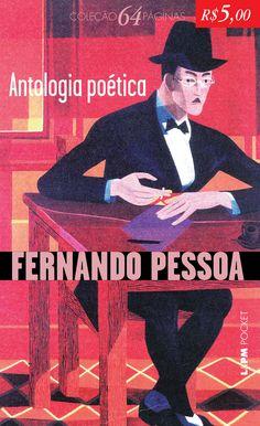 74 best livros que li em 2015 images on pinterest books book antologia potica coleo 64 pginas fernando pessoa 33 fandeluxe Images