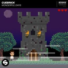 Stream Cuebrick - Wonderful Days [OUT NOW] by Spinnin' Records from desktop or your mobile device Spinnin' Records, Days Out, Edm, Album Covers, Religion, Dance, Artist, Movie Posters, Image