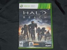 Halo Reach Xbox 360 Game ~Ships 4 Free~