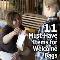 11 Must-Have Items for Welcome Bags