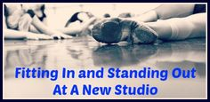 Making the transition to a new dance studio...  #dance #dancers