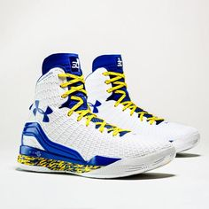 Under Armour Clutchfit Drive Curry PE - Home