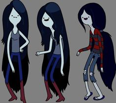 Marceline Adventure Time Costume.... Marceline my favorite!  Halloween Ideas!