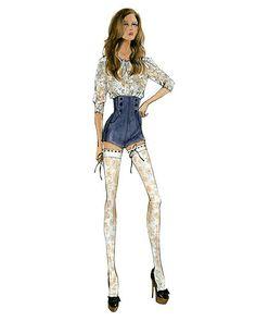 """Barbie Robert Best Print """"Sheer Lace"""""""
