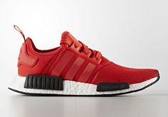On the NMD front, we can look forward to the Color BOOST pack in September. However, that is not the only NMD heat headed for sneaker racks this season. Th