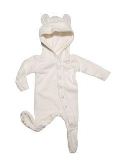 KicKee Pants Hooded Fleece Footie $23