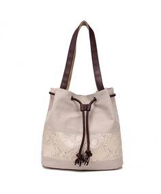 af7d65b79c88 Women s Canvas Tote Bags Large Casual Shoulder Handbags and Purse - 01beige  - CC17Z3L6QTR