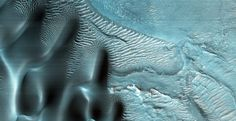 Vibrant pictures taken by NASA's Mars Reconnaissance Orbiter reveal Nili Fossae, Mars' northwest region, as one of the most colorful spots on the Red Planet. Check it out for yourself.The mesmerizingimagewas captured by the High Resolution Imaging Science Experiment (HiRISE) camera installed on the Mars Orbiter.Many Martian regions appe...