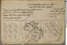 Ortenburger Wappenbuch Bayern, 1466 - 1473 Cod.icon. 308 u  Folio 233v