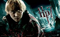 Harry Potter And The Deathly Hallows, Ron Weasley
