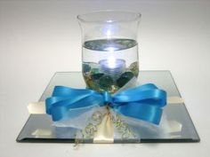 Unlike the Royal Wedding where money is no object many brides-to-be are budget conscious and are often looking for DIY wedding centerpiece ideas. The Bowdabra Design Team created an easy wedding centerpiece that will add glam, sparkle, and magic to the wedding reception tables. The following Bowdabra tutorial helps you to dress the table with …