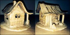A rustic house - Pottery