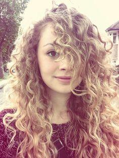 Carrie Hope Fletcher hair hair hair