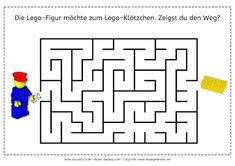 Meine Schüler mögen Lego. Und Labyrinthe. Warum also die beiden nicht kombinieren und selber ein Labyrinth machen? Das ist schnell gemacht und die Möglichkeiten sind unendlich. Die Bilder unserer Labyrinthe weiterlesen    Lego-Labyrinthe→