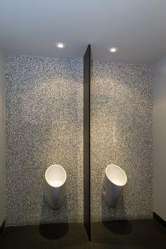 LEMAYMICHAUD | Le LocaL | Architecture | Design | Restaurant | Eatery | Urinal | Washroom | Bathroom |
