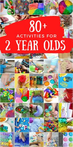 BEST Activities for 2-Year-Olds