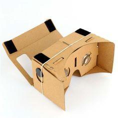Google Karton VR Brille