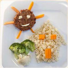 As comidas divertidas ou preparadas de modo que atraiam a atenção da criança são muito úteis porque, na maioria das vezes, os pequenos ...