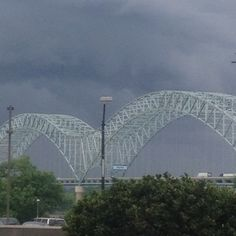 Clouds Over Memphis!