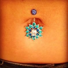 Get belly button pierced.