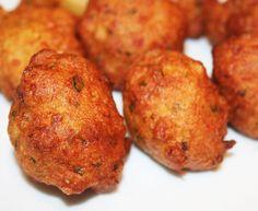 La Cuisine de Bernard: Les Accras Antillais
