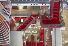 Ropemaker / Clive Wilkinson Architects