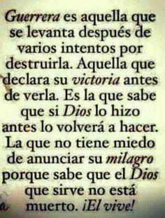 Guerrera de Dios