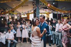 Stylish   Sparkly 1920s Inspired Stoke Newington Wedding