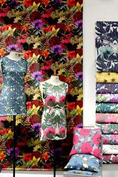 Lauren Bowkiss, BA (Hons) Fashion Textiles: Print, UCA Rochester - Eyefix Design Presentation