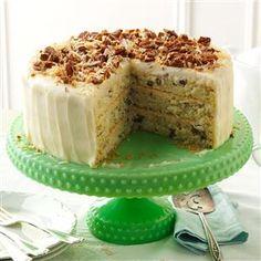 Coconut Italian Cream Cake Recipe   https://www.pinterest.com/source/tasteofhome.com/