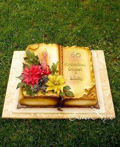 Otvorená kniha   Torty od mamy