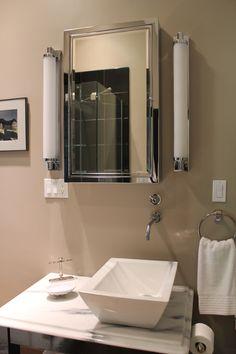 Bathroom Lighting, Mirror, Frame, Furniture, Home Decor, Bathroom Light Fittings, Picture Frame, Bathroom Vanity Lighting, Decoration Home