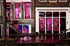 Woman Redlight District Amsterdam - #amsterdam #sincity #ilovethiscity
