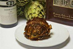 from Rome! Pinot Noir, Kosher Recipes, Jewish Recipes, Perfect Food, Viera, Rome, Dinner, Vegetables, Jewish Food