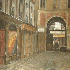 Cuadro de Amalia Avia #PintoresXX #AmaliaAvia #RealismoEspañol Madrid, Painters, Death, Spaces, Twitter, Contemporary Paintings, Artists, Antique Photos, Illustrations